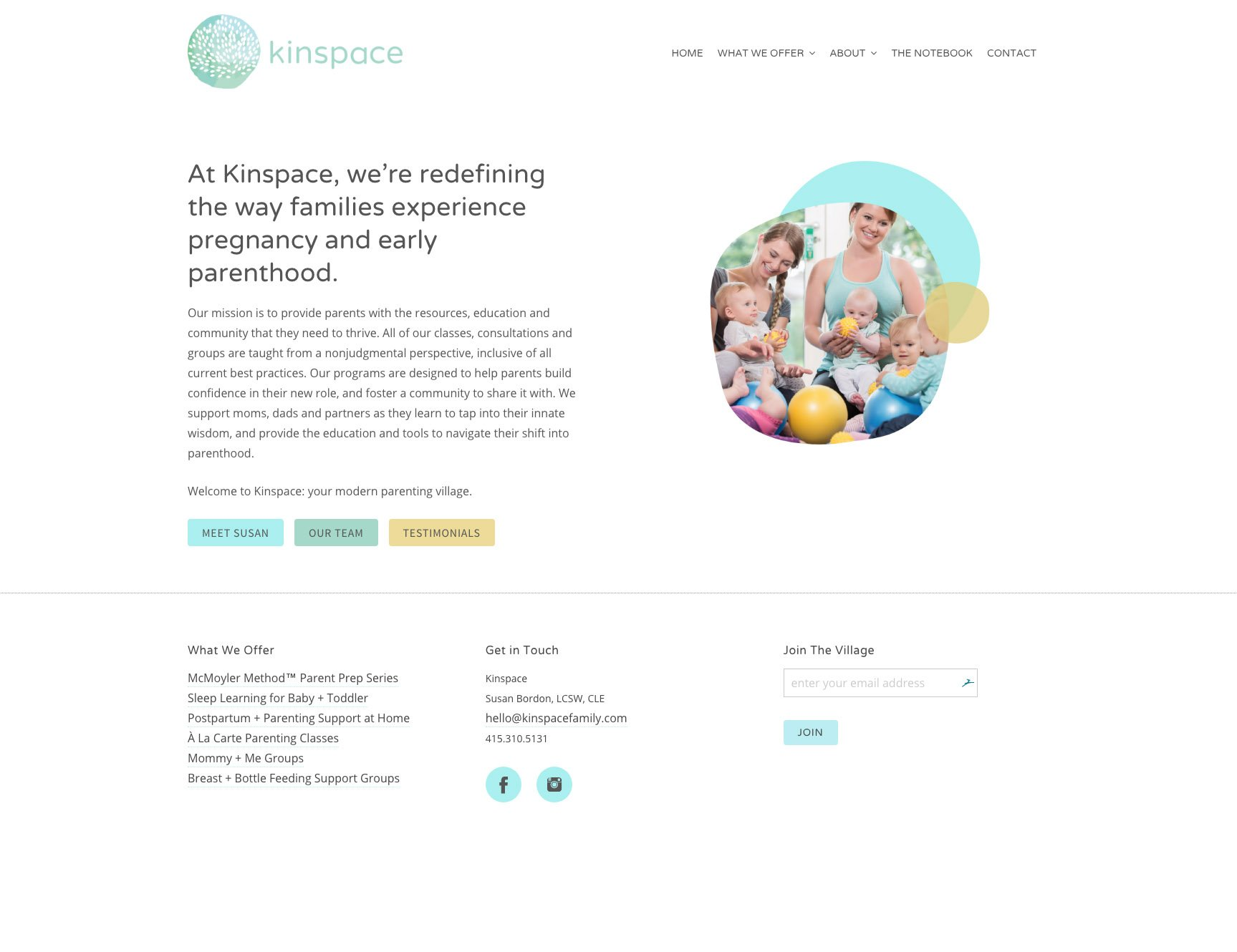 kinspace-about