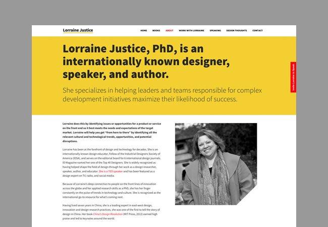 Lorraine Justice